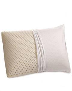 Organic Textiles Natural Talalay Latex Pillow