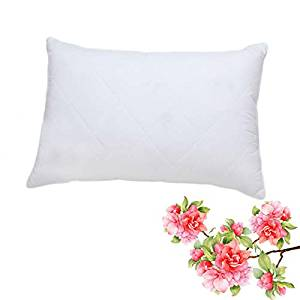 Palawran Goose Feather Pillow King Size Bed Pillow for Sleeping