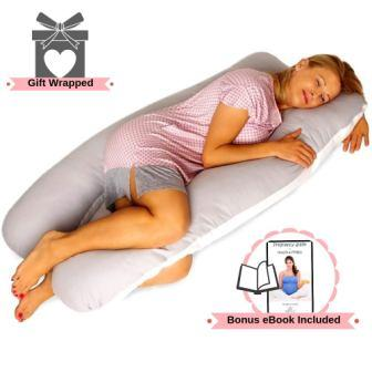 Pillow Capital U Shaped Pregnancy Pillow
