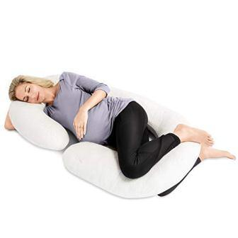 Restorology 60-Inch Pregnancy Pillow