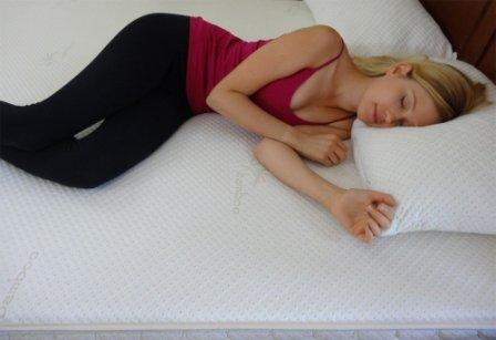Snuggle-Pedic Memory Foam Mattress