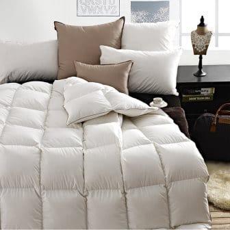 Top 10 Best Goose Down Comforters in 2019