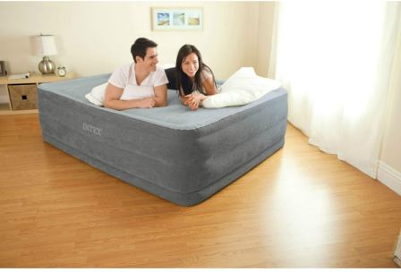 Top 10 Best air mattresses with electric pump in 2019