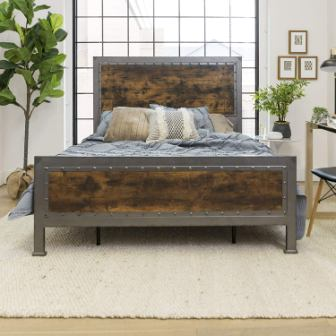 Top 15 Best Bed Frames with Wood in 2019 - Complete Guide