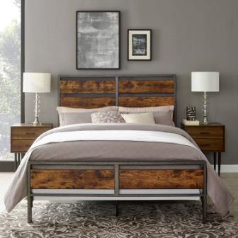 Top 15 Best Bed Frames With Wood In