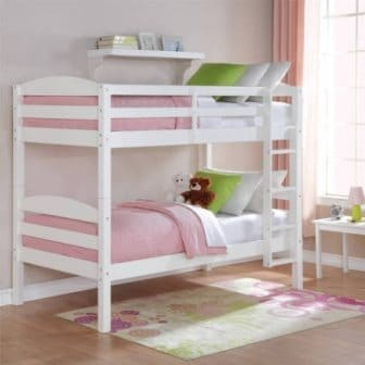 Top 15 Best Bunk Beds for Small Rooms in 2019