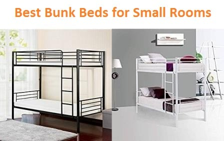 buy online 60ca3 09b18 Top 15 Best Bunk Beds for Small Rooms in 2019