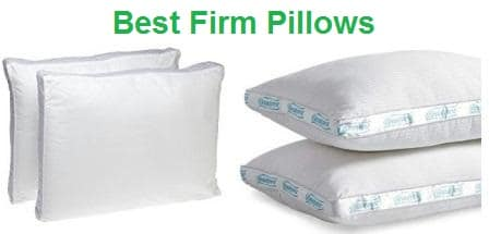 Top 15 Best Firm Pillows in 2019