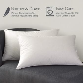 Top 15 Best Hotel Quality Pillows in 2019 - Complete Guide