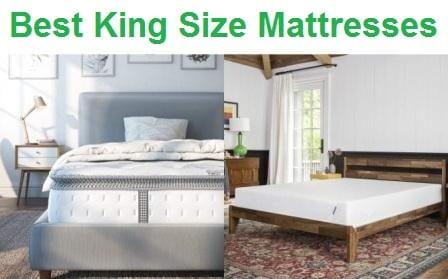 Beautyrest Mattress Reviews Consumer Reports >> Top 15 Best King Size Mattresses In 2020