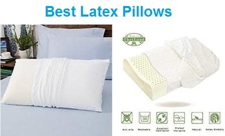 Top 15 Best Latex Pillows in 2019
