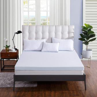 Top 15 Best Mattress Toppers for Back Pain in 2019