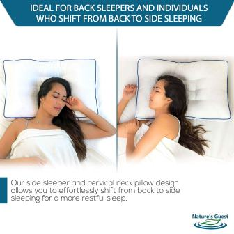 Top 15 Best Pillows for Neck Pain in 2019