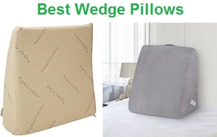 Top 15 Best Wedge Pillows in 2019