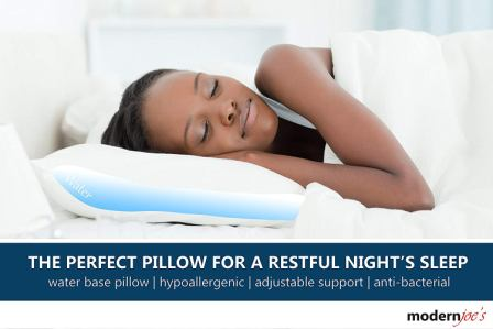 Top 8 Best Water Pillows in 2019 - Ultimate Guide