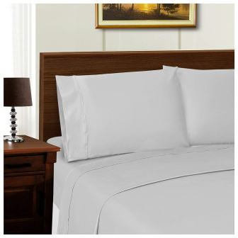 600 Thread Count Tencel Blend Sheet Set from Superior