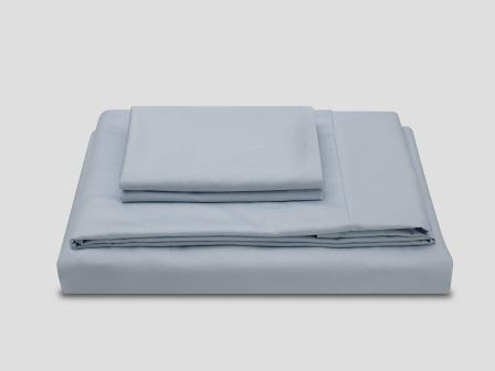 Bed Sheets with Cooling Cotton & Tencel Lyocell fibers Construction Sheet Set from Molecule