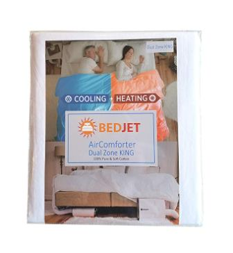 BedJet AirComforter Cooling & Heat Sheet