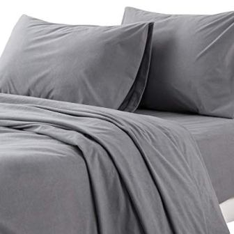 Bedsure Flannel Bed Sheet