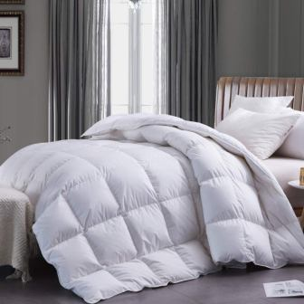 C & W Goose Down Comforter