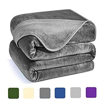Charm Heart Luxury Fleece Blanket