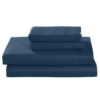 Cotton Tencel Sheet Set from Rivet