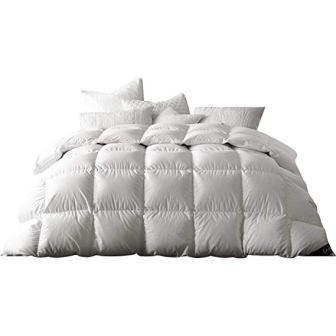 Globon Winter White Goose Down Comforter