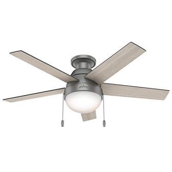 Classical Led Ceiling Fan With Light For Living Room Bedroom Dining Room Lighting And Fan Wind Three Leaves Led Fans Light Reliable Performance Ceiling Lights & Fans