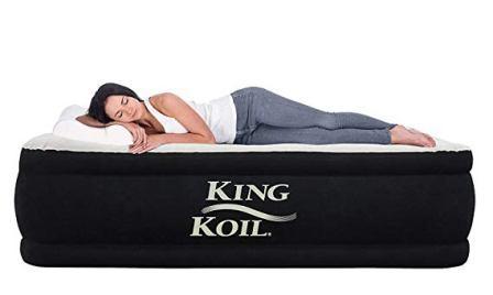 King Koil California King Luxury Air Mattress