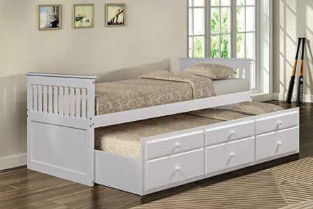 Top 15 Best Trundle Beds In 2020 Complete Guide Reviews