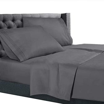 Nestl Bedding 4 Piece Sheet Set