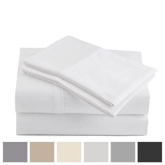 Peru Pima 415 Thread Count Bed Sheet Sets