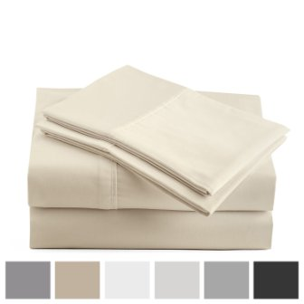 Peru Pima 415 Thread Count Pima Cotton Bed Sheet Set