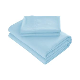 Prime Bedding Bed Sheets – 4 Piece Queen Sheets, Deep Pocket Fitted Sheet