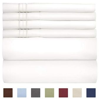 Queen Size Sheet Set by CGK Unlimited