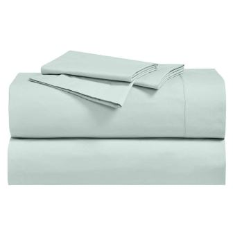 Royal Hotel Abripedic Crispy 300 Thread Count Percale Sheets