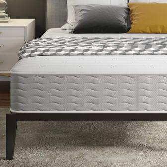 Signature Sleep Contour 10″ reversible mattress