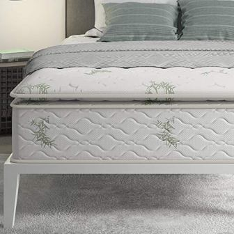 Signature Sleep King- Sized, 13-Inch Hybrid Coil Mattress