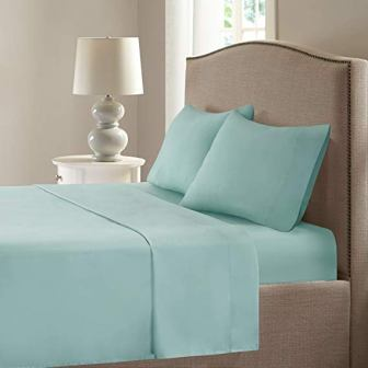 Smart Cool Bed Sheets Set by Comfort Spaces