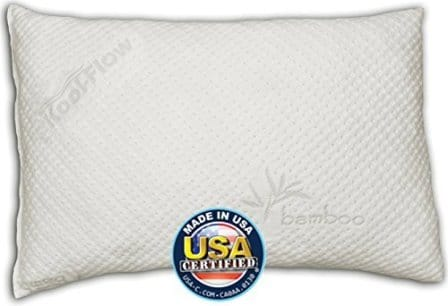 Snuggle-Pedic Toddler and Kids Pillow