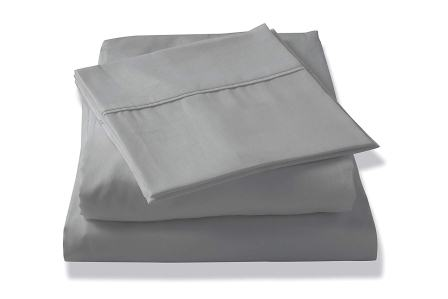 Tencel Sateen Sheet Set from Brielle