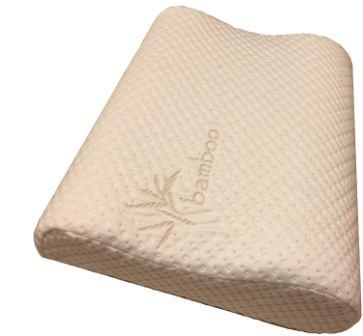 Thin Profile Memory Foam Neck Pillow