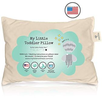 Toddler Pillow – My Little North Star