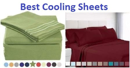 Top 15 Best Cooling Sheets in 2019