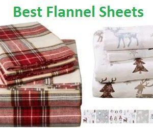 Top 15 Best Flannel Sheets in 2019