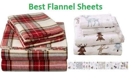 Top 15 Best Flannel Sheets in 2019