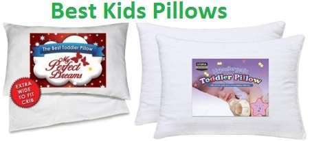 Top 15 Best Kids Pillows in 2019
