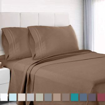 Top 15 Best Microfiber sheets in 2019