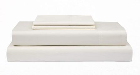 300 Tc Percale 100 Cotton Sheet Set
