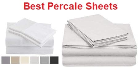 Top 15 Best Percale Sheets In 2019